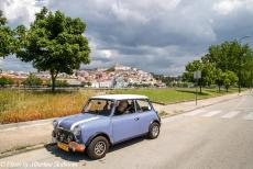 Portugal - Classic Car Road Trip Portugal: From Praia de Mira we went on a day trip to Coimbra. Coimbra is known for its university, the oldest in the...