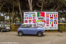 Portugal - Classic Car Road Trip Portugal: Our own Mini Authi at the 40th IMM )International Mini Meeting). In 2018, the 40th edition of the IMM...