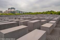 Lithuania 2015 - Classic Car Road Trip from the Netherlands to Lithuania: The Holocaust Monument in Berlin is a memorial to the murdered Jews of Europe....
