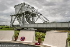 Normandy 2014 - Classic Car Road Trip Normandy: The Veterans Charity Memorial and the original Pegasus Bridge are situated in the grounds of the Pegasus...