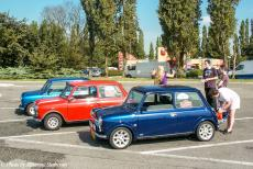 Longbridge IMM - Classic Car Road Trip: Somewhere in Belgium on our six-day road trip from the Netherlands to Longbridge near Birmingham...